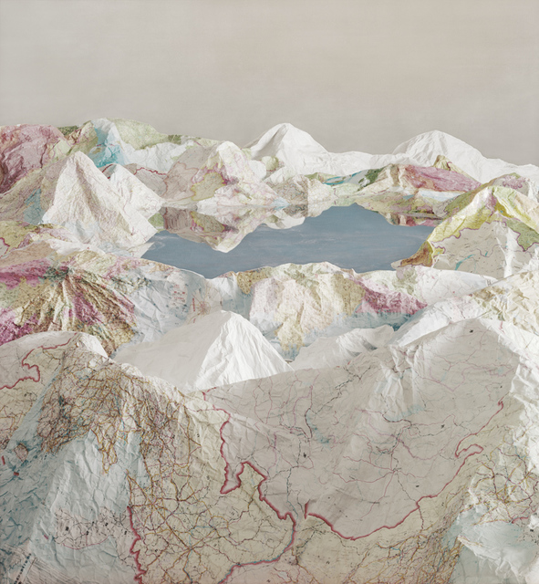 Ji Zhou, 'The Map', 2017, Stieglitz19