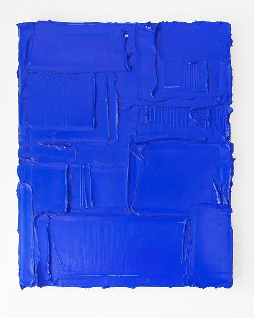 , 'Cobalt Blue,' 2018, Jeff Lincoln Art+Design