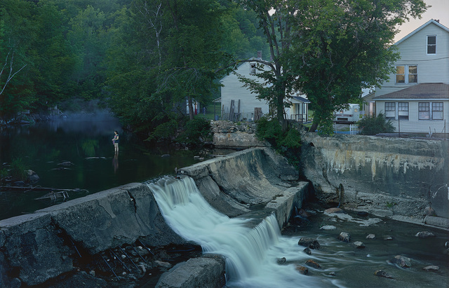 Gregory Crewdson, 'Untitled (Natural Bridge)', 2007, Photography, Archival pigment print, flush-mounted., Phillips