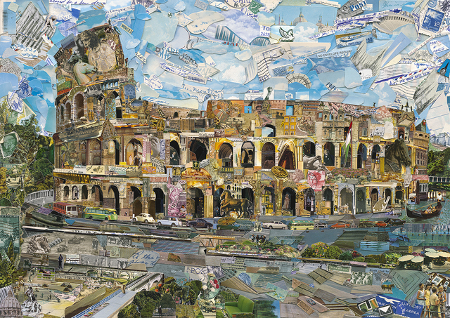 , 'Rome - Postcards from Nowhere,' 2014, galerie nichido / nca | nichido contemporary art