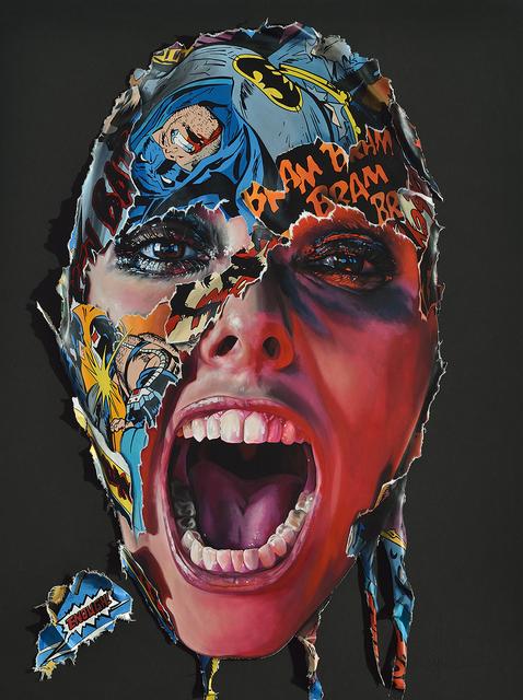 , 'La Cage; s'échapper,' 2018, Galerie C.O.A