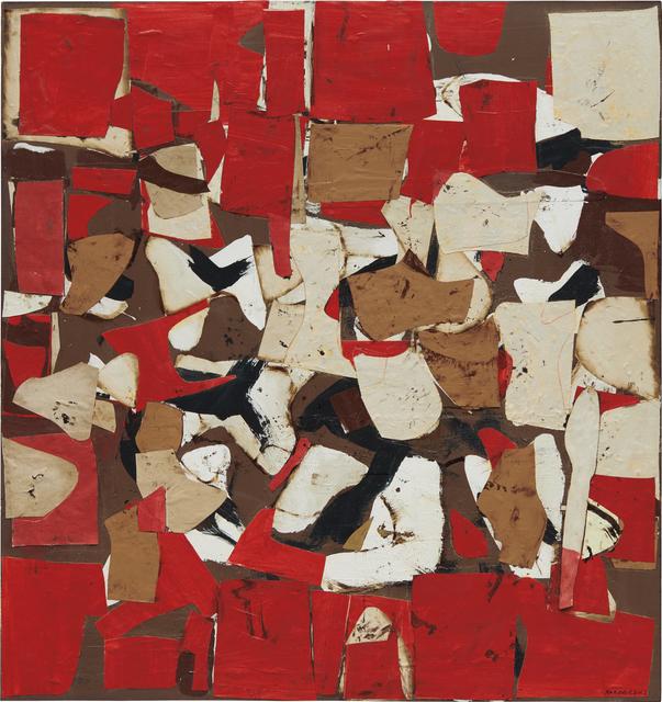 Conrad Marca-Relli, 'The Woman of Samura', 1958, Phillips