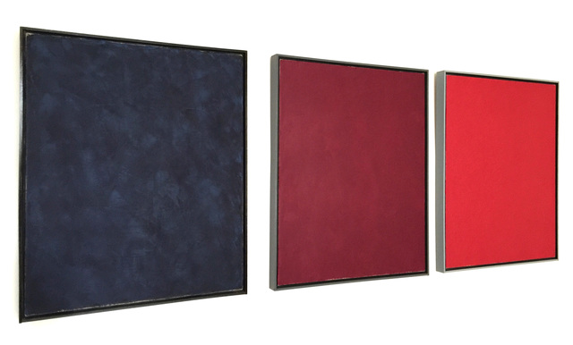 , ''Sketches of Time' - Triptych,' 2013, Knight Webb Gallery