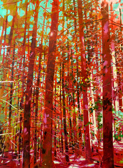 Jerry Veldhuizen, 'Sweet with sunlight  260 x 190 cm', 2018, Galerie Wit