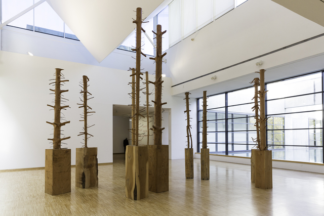 , 'Ripetere il bosco (Repeating the forest),' 1980-2014, Nasher Sculpture Center