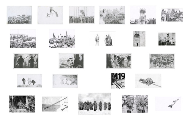 , 'Mil Héroes,' 2015, espaivisor - Galería Visor