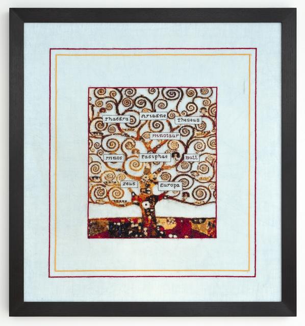 , 'Minoan Family Tree,' 2014, Shoshana Wayne Gallery