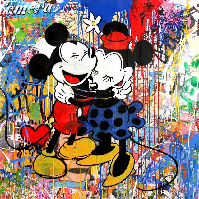 , 'Mickey & Minnie,' 2016, Zemack Contemporary Art