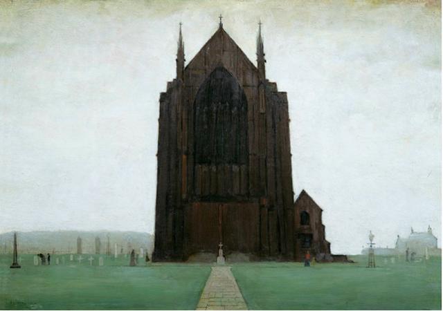 , 'St Augustine's Church, Pendlebury,' 1924, Mireille Mosler Ltd.