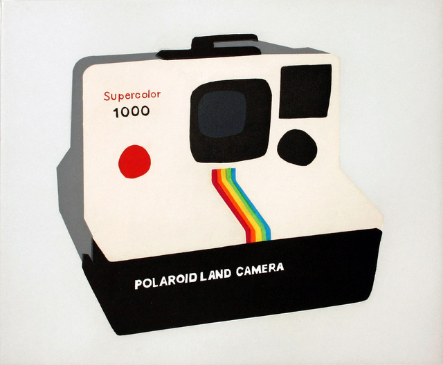 Kota Ezawa, 'Polaroid Land Camera', 2006, Paulson Fontaine Press