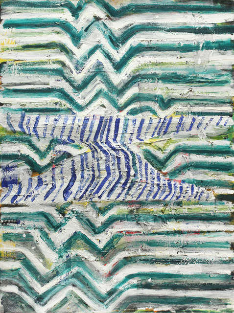 , 'The Sea III,' 2011-2014, Alexandre Gallery