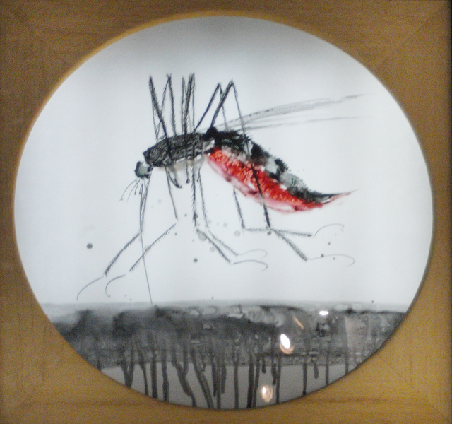 Sun Xun 孫遜, 'Insects archaeology', 2005, ShanghART