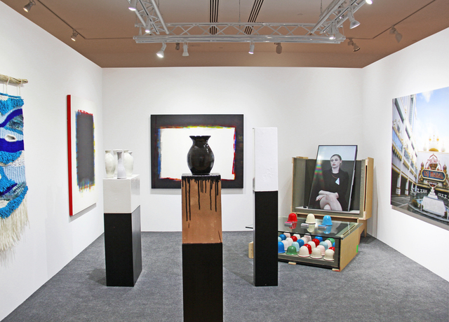 , 'Grevsky Art Fair Booth, 2019 (Historic recreation),' 2017, The Aldrich Contemporary Art Museum