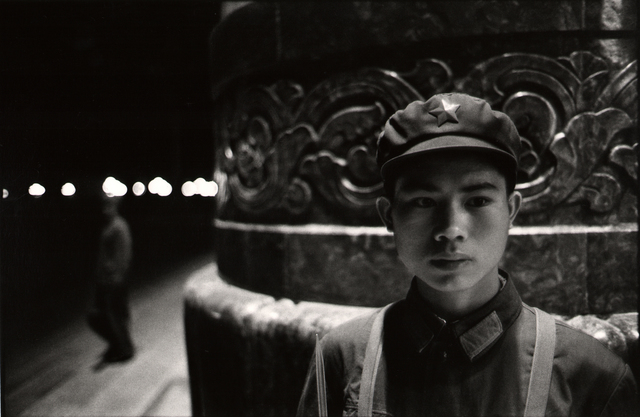 , 'Young soldier, Beijing,' 1971, Atlas Gallery