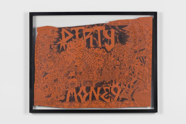 Fuzi, 'DIRTY MONEY', 2018, Underdogs Gallery