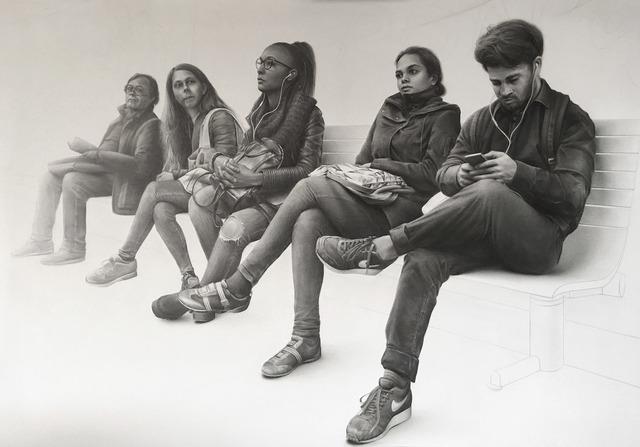 , 'En su mundo VIII,' ca. 2019, GALERIA JORDI BARNADAS