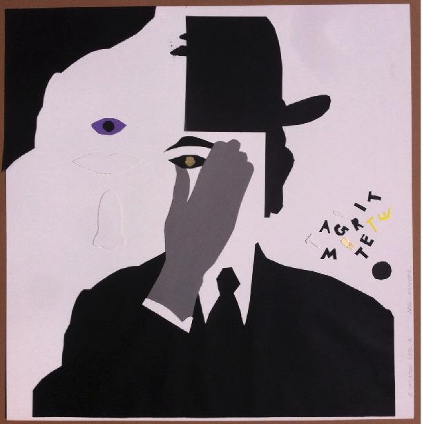 , 'L'ombre de René Magritte,' 1997, 55Bellechasse