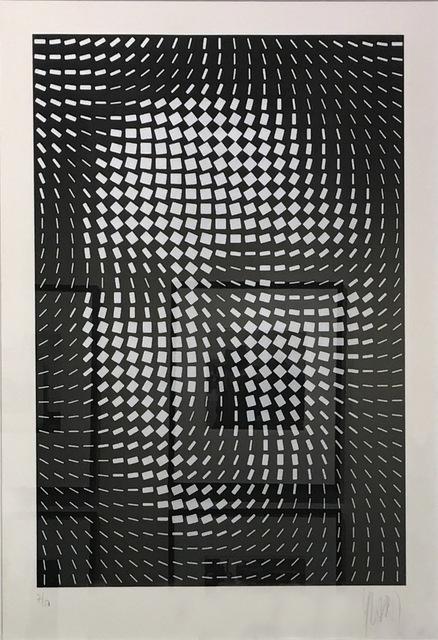 , 'Mona Lisa (Black & White),' 1987, Madelyn Jordon Fine Art
