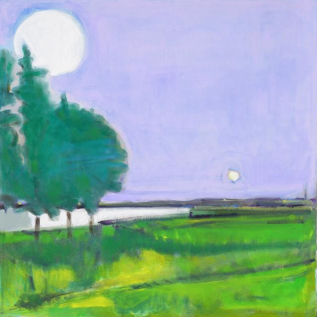 Elizabeth Higgins, 'Sun and Moon', 2018, Prince Street Gallery