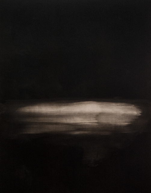 , 'Black Painting IV,' 2015, ABC-ARTE