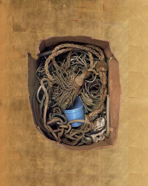 , 'Box #3,' 2013, Galleria Ca' d'Oro
