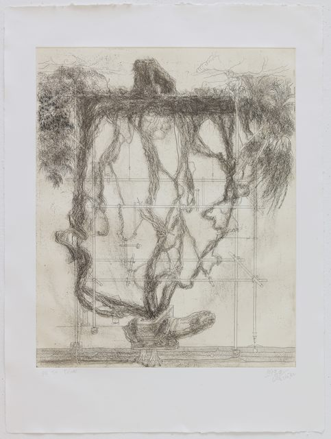 Qiu Zhijie, 'Be Entrenched  ', 2008, STPI