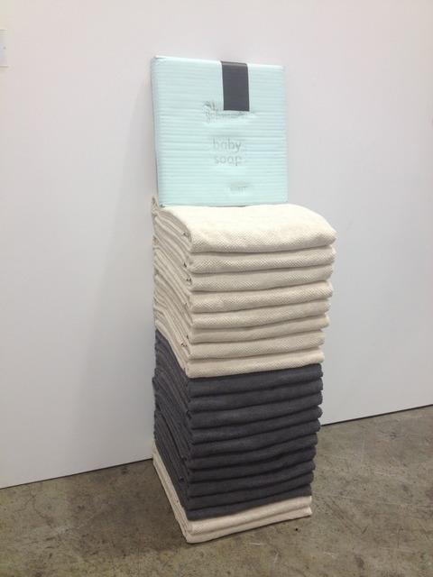 Lee Kit 李杰, 'Johnson's — Baby soap', 2013, Jane Lombard Gallery