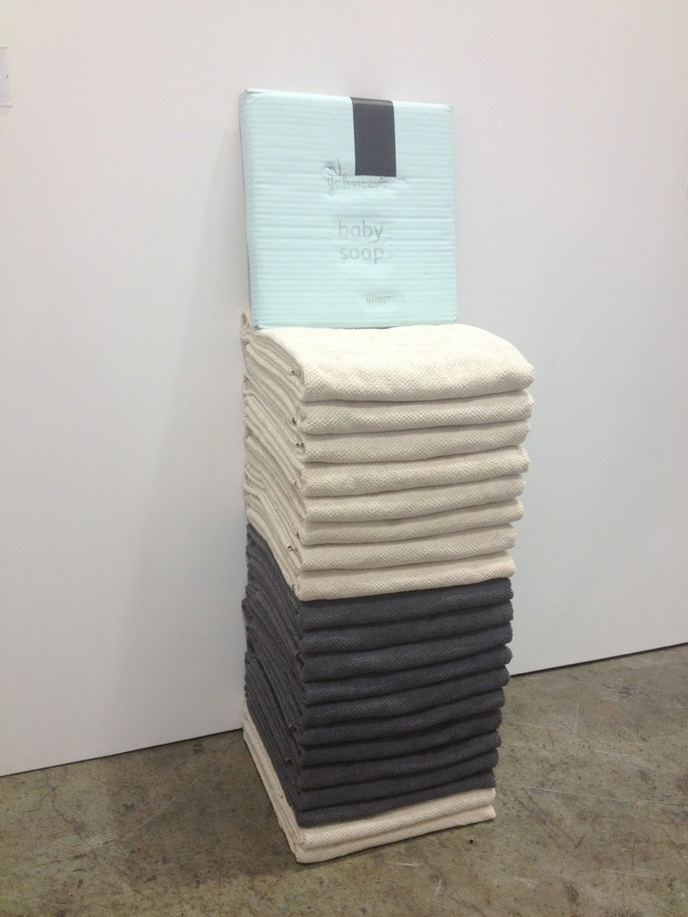 Lee Kit 李杰, 'Johnson's — Baby soap,' 2013, Jane Lombard Gallery