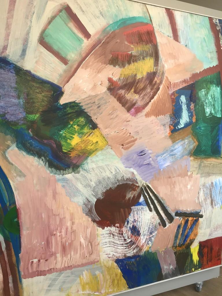 Elmer Bischoff /Untitled No.111 /1988
