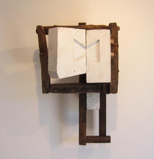 , 'Stanchion,' 2017, Albert Merola Gallery