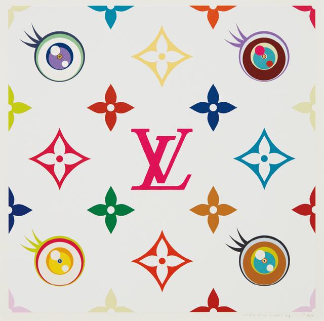 Takashi Murakami, 'Eye Love Superflat (Pink)', 2003, Phillips