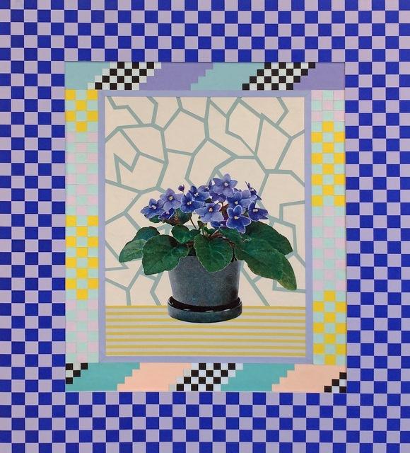 , 'Funky grandma,' 2015, Galerie Antoine Ertaskiran