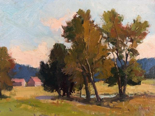 , 'Valley Farm,' , Susan Calloway Fine Arts
