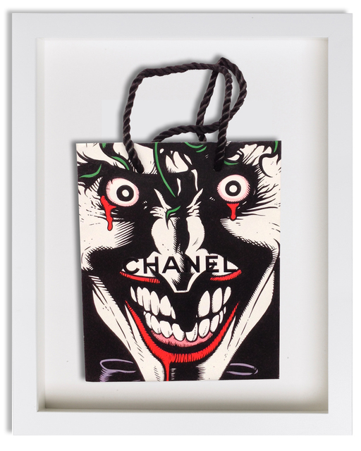 , 'Joker,' 2015, StolenSpace Gallery