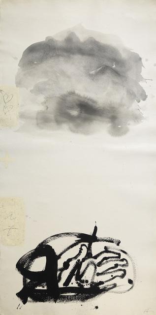 , 'Paper vertical III,' 1999, Galerie Lelong & Co.