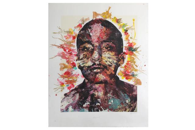 Matt Small, 'Ahmed', 2007, Print, 19 colour silkscreen print, pressed on 410gsm somerset satin paper, Chiswick Auctions