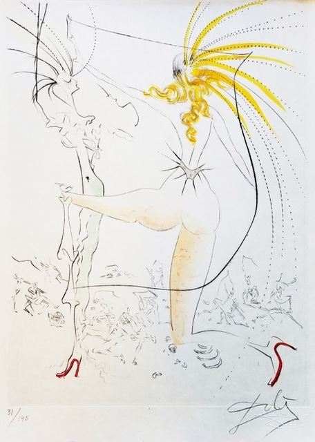 , 'Venus in Furs: The Egrets,' 1969, Galerie d'Orsay