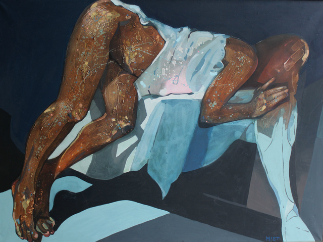 , 'Learning woman,' , Gallery Katarzyna Napiorkowska | Warsaw & Brussels