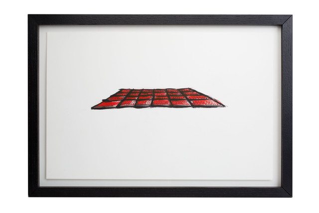Steven and William Ladd, 'Red Landscape', 2011, Mingei International Museum