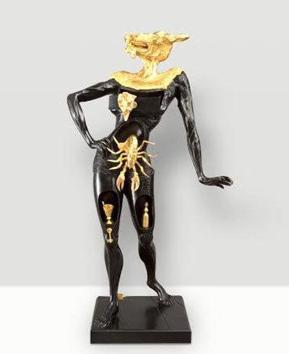 Salvador Dalí, 'MINOTAURE', Robin Rile Fine Art