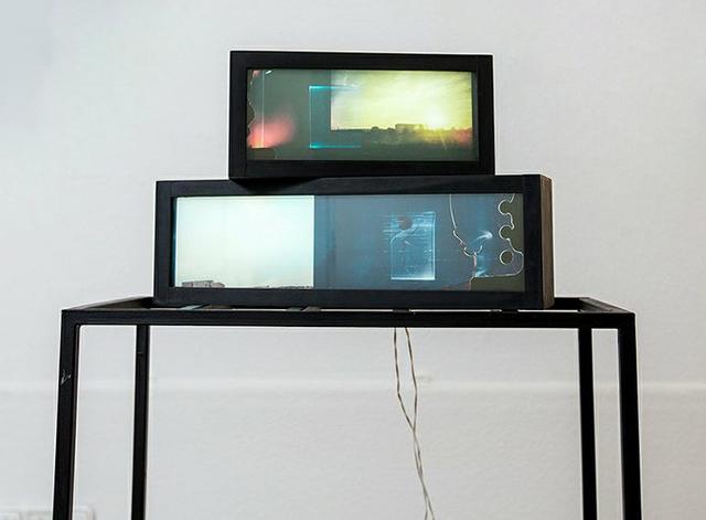 , 'Narrative Space I-II.,' 2015, MyMuseum