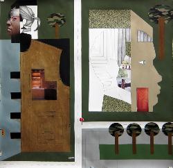 , 'Community Empowerment zone,' 2013, Galerie Anne de Villepoix