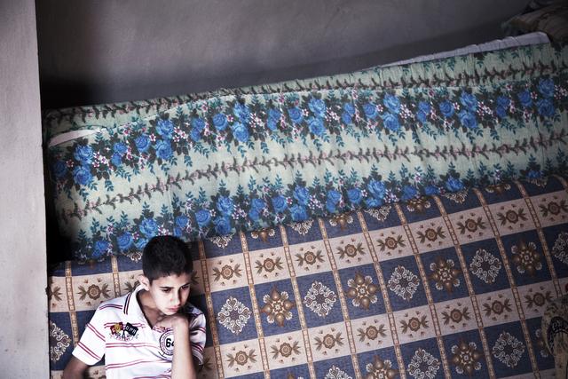 Leila Alaoui, 'Natreen', 2013, Photography, Lambda print mounted on Dibond, GALLERIA CONTINUA