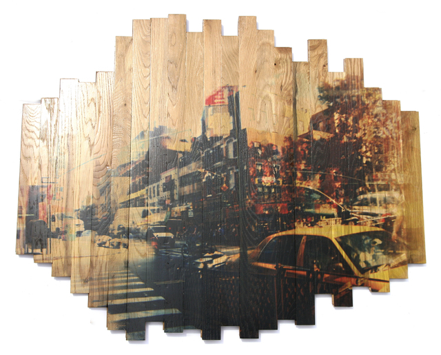 , '2nd Street and 1st Avenue,' 2012, DECORAZONgallery
