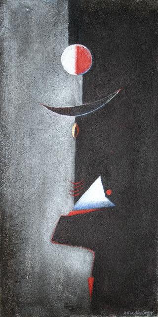 Angelika Kandler Seegy, 'Schwarzmond', Parcus Gallery