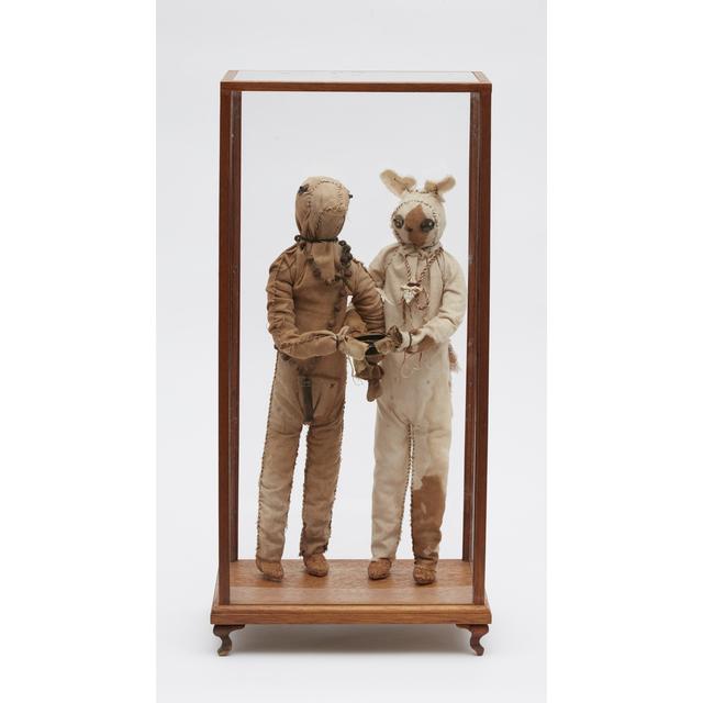, 'Owl & Bunny,' 1999-2015, Martin Browne Contemporary