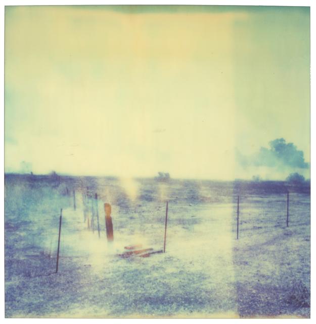 Stefanie Schneider, 'Burning Field (Last Picture Show)', 2004, Instantdreams