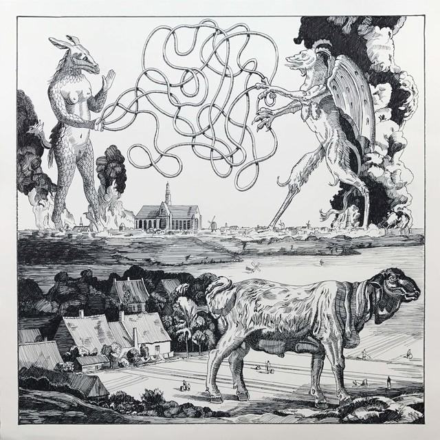 , 'Dibujo 18,' 2017, Blanca Soto Arte