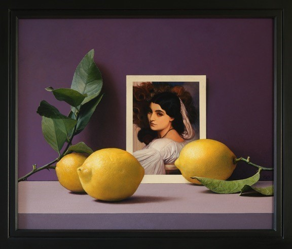 , 'Pavonia and Lemons,' , CODA Gallery