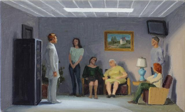 , 'Prognosis,' 2012, Galleri Magnus Karlsson